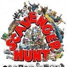 Scavenger Hunt DVD 1979 Film - Richard Benjamin - James Coco - Scatman Crothers