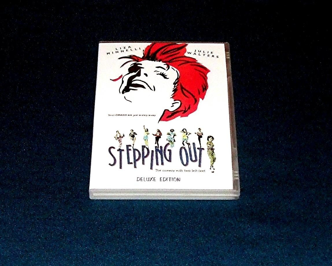 Stepping Out DVD (1991) Deluxe Edition - Liza Minnelli - Julie Walters - Classic Comedy Film