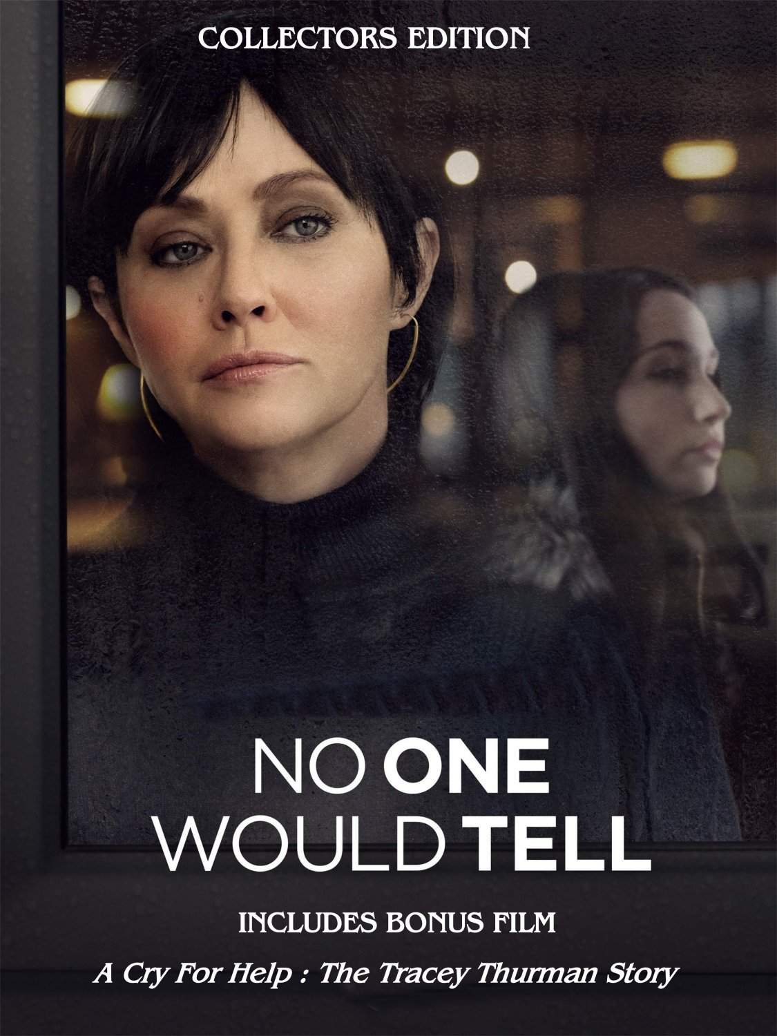 """No One Would Tell On DVD (1996) Domestic Violence - Includes Bonus Film """"A Cry For Help"""""""