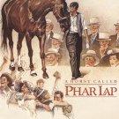 Phar Lap (1983) + Ruffian (2007) DVD - Classic Equestrian Films