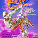 RAD Helltrack BMX DVD (1986) Special Edition - Includes 2 Bonus BMX Shows - Bill Allen