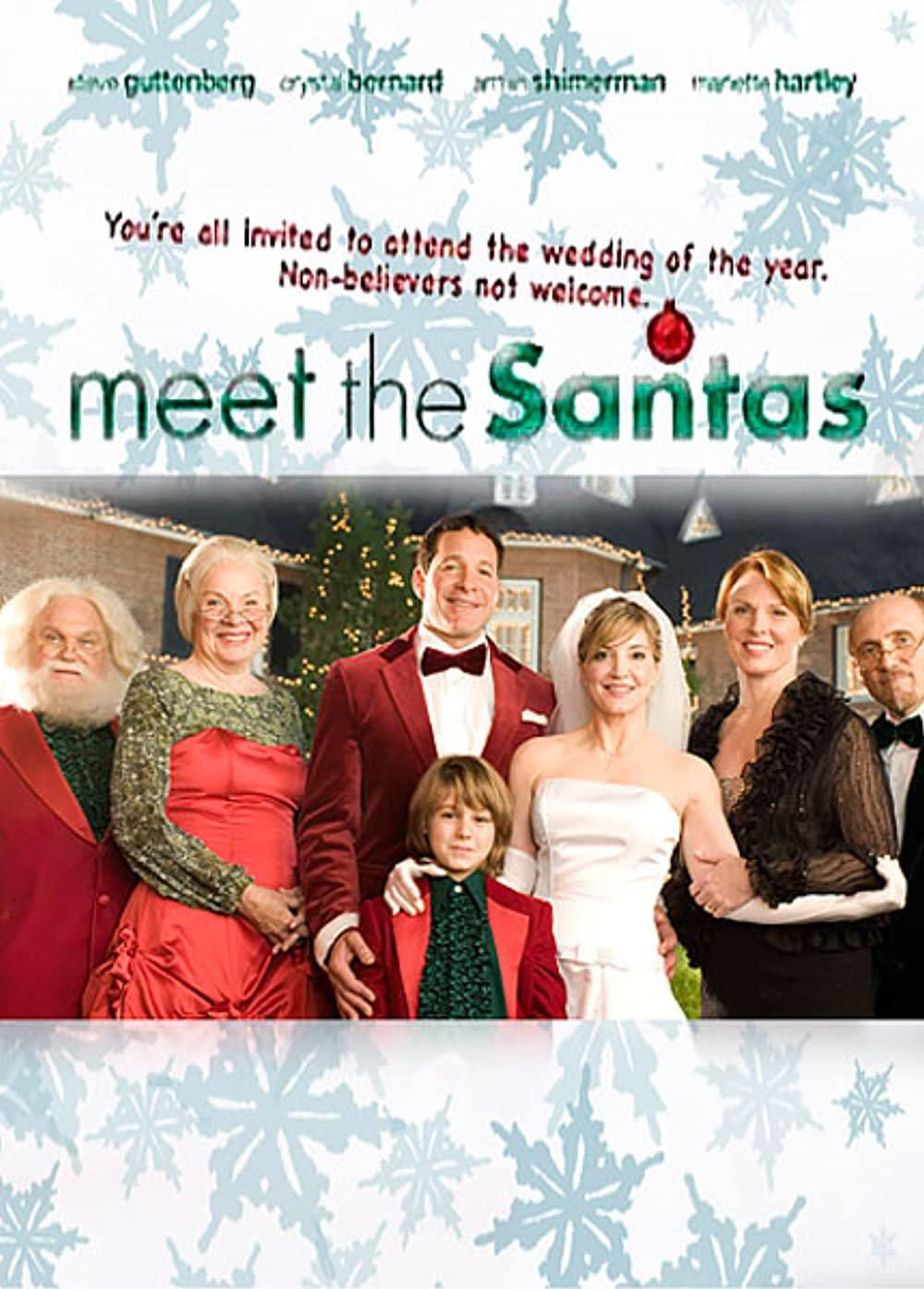 Meet The Santas DVD (2005) Steve Guttenberg - Crystal Bernard