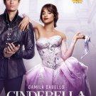Cinderella {2021 DVD}  Camila Cabello - Idina Menzel - Pierce Brosnan
