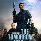 The Tomorrow War DVD {2021} Chris Pratt - Yvonne Strahovski  - J.K. Simmons