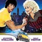 Rhinestone (Sylvester Stallone) DVD 1984 + A Smoky Mountain Christmas (Dolly Parton) 1986
