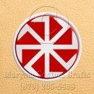 12mm x 6 Inch Long Handmade Custom Mosaic Pin Inlay Slavic Knife and Jewellery Making - MCC022
