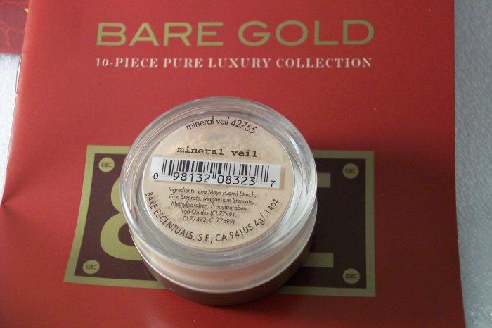 Bare Minerals Escentuals Mineral Veil 4 grams New Stock