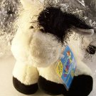"Webkinz Rare Cow "" No W "" 1st Edition Sealed Code New HM003"