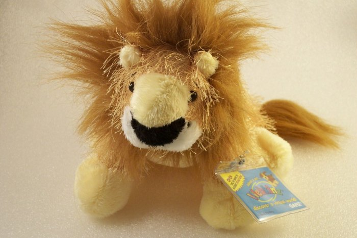 Webkinz Lion Sealed Unused Code Tag Computer New HM006