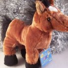 Webkinz New Arabian Horse Brown Sealed/Unused Code Tag HM101