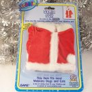 Webkinz Brand New Santa Claus Suit w/ Hat Clothing Set Sealed Code