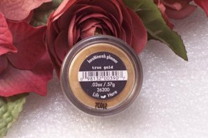 Bare Escentuals Minerals True Gold Glimmer Full Sz Great Foil Eye Color