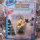 Webkinz Brand New Sweet Peppermint Puppy Ornament WE000418 Sealed Code