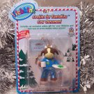 Webkinz Brand New Cookies for SantaKinz Cow Ornament WE000427 Sealed Code