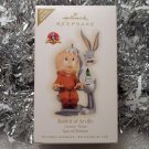 2009 Hallmark Rabbit of Seville Limited Edition Bugs Bunny Elmer Fudd New Ornament