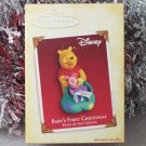 2005 Hallmark Baby's First Christmas Winnie the Pooh Collection Piglet Ornament MIMB