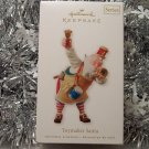 2010 Hallmark Toymaker Santa Series 11th Ornament New in Box  Trusted Seller!