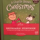 Hallmark A Charlie Brown Christmas Recordable Storybook New Book with Music!