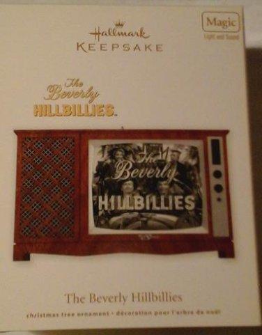 2012 Hallmark The Beverly Hillbillies Magic Light & Sound Ornament New Mint