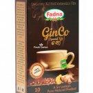 Ginco Tea 20g Pack - 10 Tea Bags
