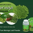 Moringa Capsules (For body strength and health)