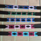 50 LEATHER POLO BROWBAND PONY ,COB ,FULL ASSORTED COLOURS ,HORSE BROWBAND