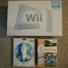 @@NEW NINTENDO WII CONSOLE + 14 Games + 4 Controllers@@