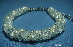 eBeauty*B0702 - Elegant Pearl Bracelet