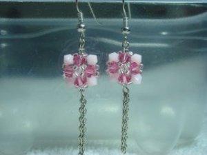 eBeauty*E0001 - Blossom Design Ear Rings