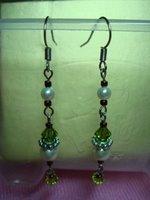 eBeauty*E0002 - Oriental Style Ear Rings