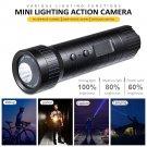 1080P HD 120° Wide-Angle Sports DV Camera Waterproof Flashlight Lighting Camera Outdoor.. Camera