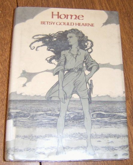 Free Ship 1979 First Edition / Home by Betsy Gould Hearne / Illus by Trina Schart Hymen