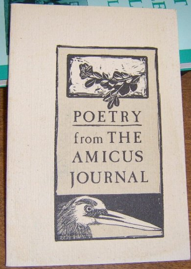 Poetry from the Amicus Journal (Paperback) Free Shipping