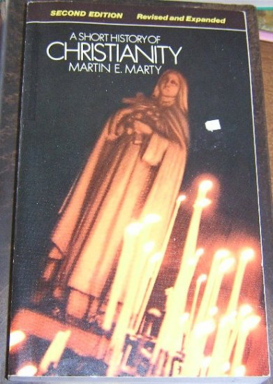 A Short History of Christianity (Paperback) Free Shipping