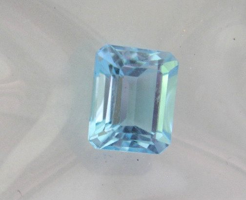 BEAUTIFUL BLUE TOPAZ w/ COAppraisal