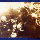WW1 RPPC Woodrow Wilson & Georges Clemenceau In Car