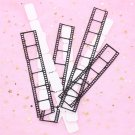 Film Strip and Tickets Metal Cutting Dies Stencils for DIY Scrapbooking Decorative Embossing