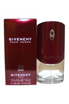 Givenchy Pour Homme 3.3 oz EDT Spray Men NEW