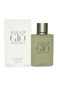 Giorgio Armani Acqua Di Gio 3.4 oz EDT Spray Men NEW