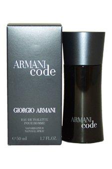 Giorgio Armani Armani Code 1.7 oz EDT Spray Men NEW