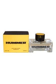 Hummer Hummer 4.2 oz EDT Spray Men NEW