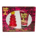 Samba Rock & Roll Perfumer's Workshop 2 pc Gift Set