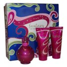 Fantasy Britney Spears 3 pc Women Gift Set