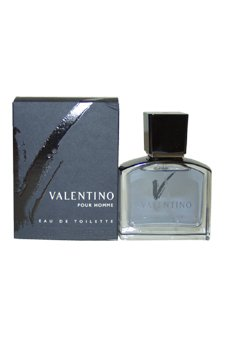 Valentino V Pour Homme Valentino 1.6 oz EDT Spray Men