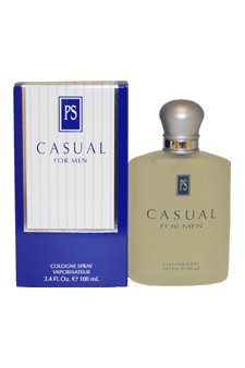 Casual Paul Sebastian 3.4 oz EDC Spray Men