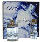 Eau De Cartier Cartier 2 pc Gift Set Unisex
