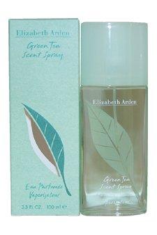 Green Tea Elizabeth Arden 3.4 oz Scent Spray Women