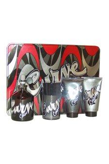 Curve Crush Liz Claiborne 4 pc Gift Set Men