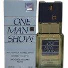 Jacques Bogart One Man Show 3.3 oz EDT Spray Men