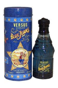 Versace Versus Blue Jeans 2.5 oz EDT Spray Men NEW